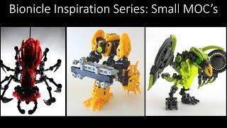 lego 3d printed moc xt4 2 0 bionicle hero factory