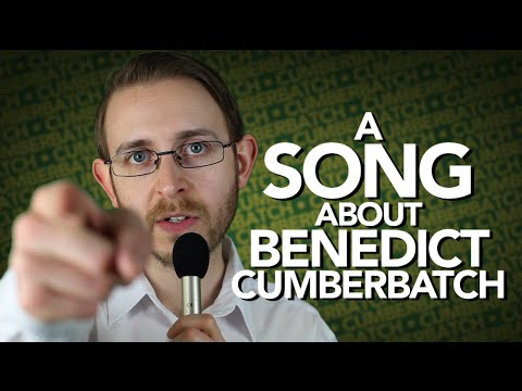 A Song About Benedict Cumberbatch