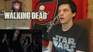 The Walking Dead - Season 7 Episode 15 (REACTION) 7x15