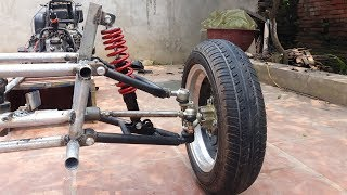 Homemade 3-wheeled vehicles - Part 3