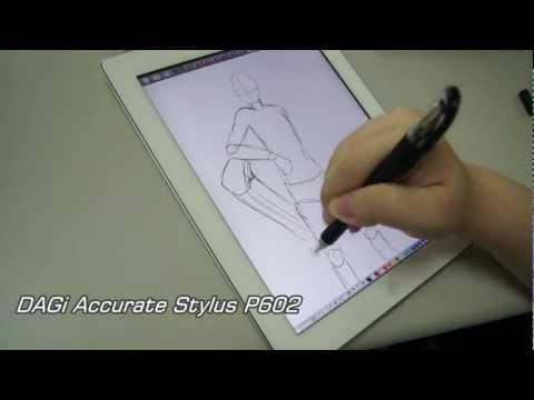 iPad 2 stylus P602 DAGi