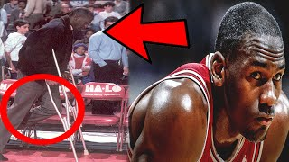 This Moment Changed Michael Jordan's NBA Career Forever...
