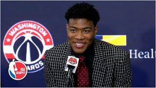 Rui Hachimura embraces comparison to Kawhi Leonard | 2019 NBA Draft