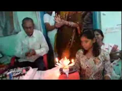 Babuji 81st birthday celebrations ( Martand Dajiba Badole )