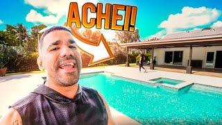 Em busca da Mansão 2k em Miami / Vlog 174