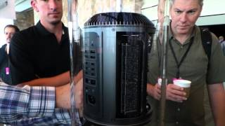 First Look: The New Apple Mac Pro