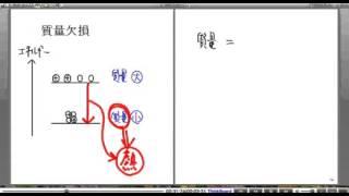 高校物理解説講義:「質量欠損」講義2