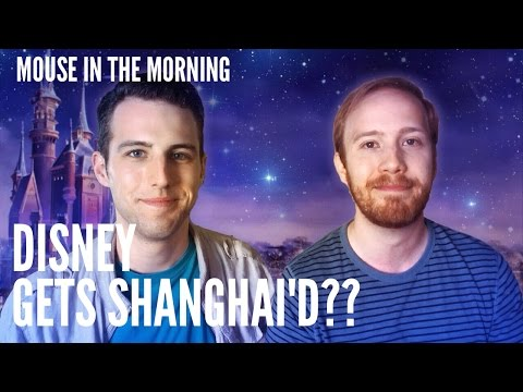 Buried Treasure in Disneyland Shanghai