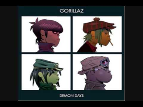 A Rappy Song - Damon Albarn