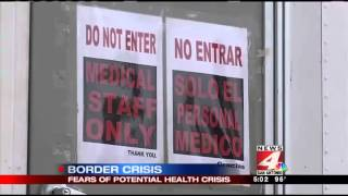 INVASION: Border Crisis Turning into a Health Crisis?