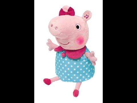 Игрушки для девочек свинка пеппа своими руками