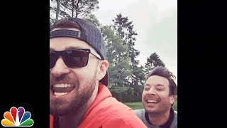 Download Lagu Justin Timberlake and Jimmy Fallon Go Bro Biking Gratis STAFABAND