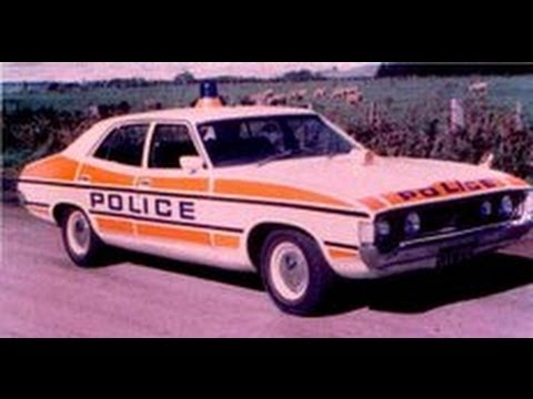 FORD INTERCEPTOR  falcon GTHO PHASE 4 CHASER