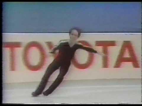 Scott Hamilton (USA) - 1983 World Figure Skating Championships, Men's Long Program