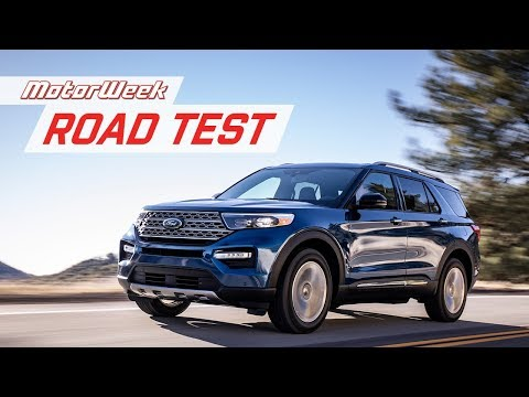 2020 Ford Explorer Road Test