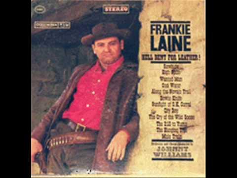FRANKIE LAINE - WANTED MAN