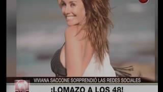 Canal 26 -Viviana Saccone :  Lomazo a los 48