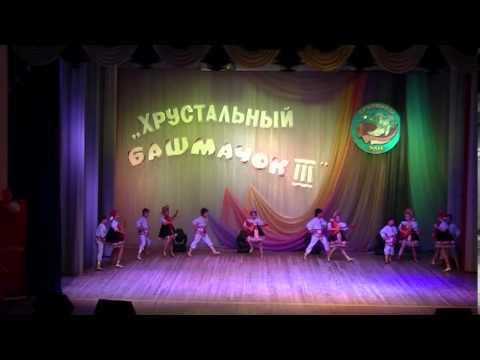 Видео клип ансамбля танца «Россияне» — Танец «Русский сувенир (балалайка)» / 2011