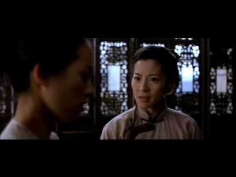 Crouching Tiger, Hidden Dragon music video