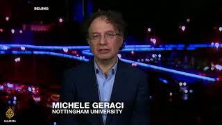 Michele Geraci on Al Jazeera News: Interview  America first
