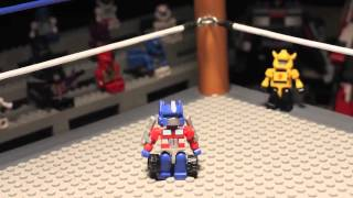 KRE O Transformers Stop Motion Last Bot Standing