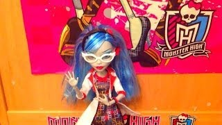 "Сериал Monster high. 65 серия ""Воспоминания"""