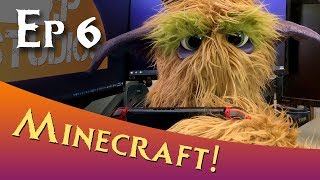 The Oracle Ep 6 -- Minecraft! | Puppet Series | Video Game Show