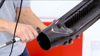 How to Make Prepreg/Dry Carbon Fibre Parts (Carbon Fiber Airbox Pt. 3)