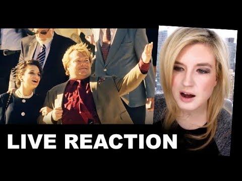 The Polka King Trailer REACTION