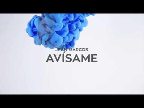 Jean Marcos - Avisame (Official Lyric Video)