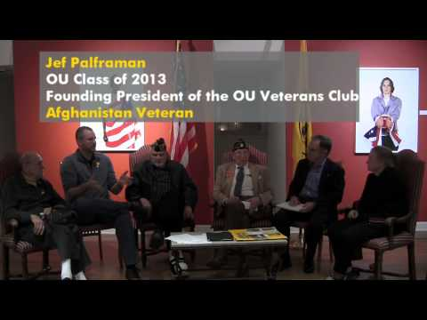 Oglethorpe University Veterans Day 2012 Panel Discussion