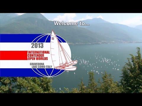 Contender WC 2013 - Gravedona, Lake Como - Italy