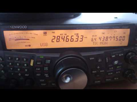 Amateur Radio Contest - VK6IR SN5V QSO CQ WPX SSB 2012 28MHz