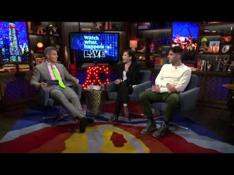 Watch What Happens Live After Show Who's the Best Spock