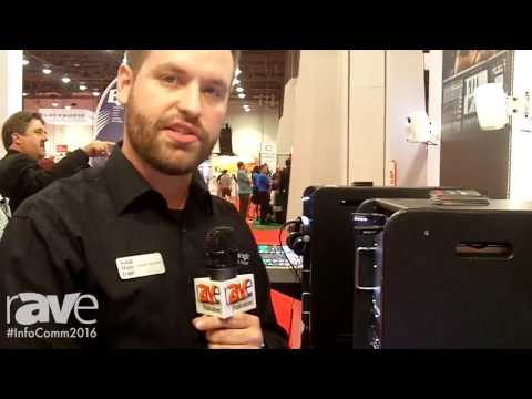 InfoComm 2016: Solid State Logic Demonstrates Live L300 Console