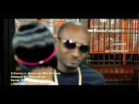 SLOW MOTION S.Carter ft Adiola aka Mzz Attitude (Official Music Video)