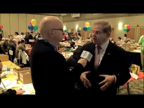 SuperSunday - NJ U.S. Senator Robert Menendez