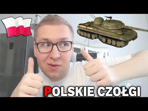 POLSKIE CZOŁGI CIĘŻKIE !!! - World of Tanks