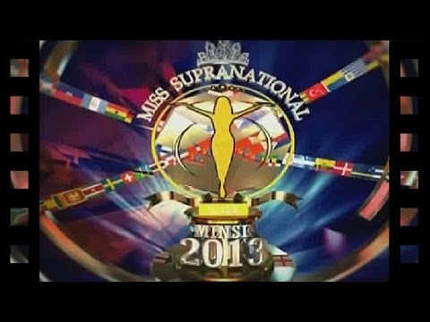 Miss Supranational 2013 [Full Show]