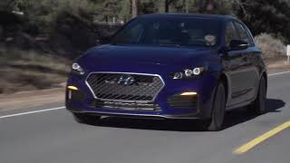 2019 Hyundai Elantra GT N Line Highlight Video