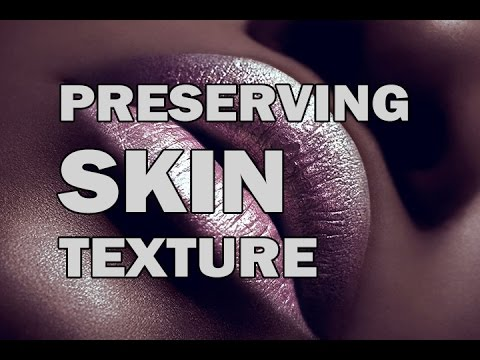 HIGH END SKIN RETOUCHING WALKTHROUGH Preserving skin texture HD and color toning