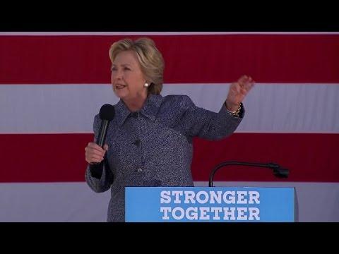 Hillary Clinton: Trump 'unsettled' by Mark Cuban