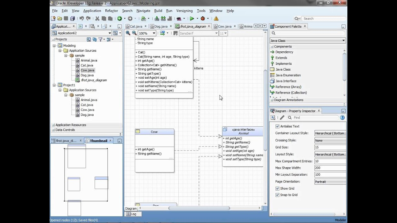 5533 using databaseprofile for uml transformations