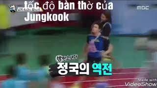 BTS - Tốc độ chạy bàn thờ của Jungkook ^_^