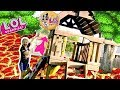 LOL Surprise Dolls Confetti Pops Scavenger Hunt At The Playground mp3
