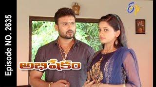 Abhishekam | 28th June 2017 | Full Episode No 2635 | ETV Telugu