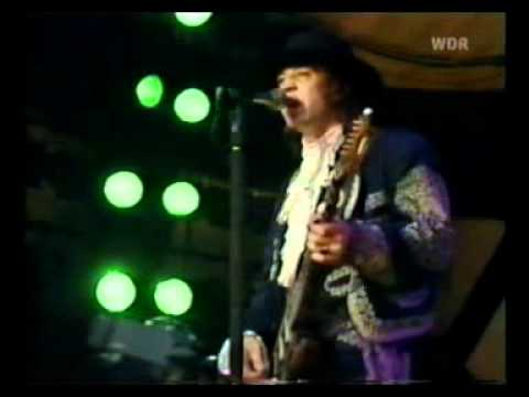 Stevie Ray Vaughan - Live Rockpalast 1984