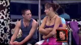 Big Brother 6 Aus - Day # 85 Eviction / Part 4
