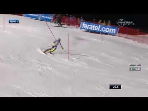 Mikaela Shiffrin - 3rd Place - Flachau