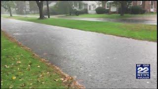 Wet weather all across western Massachusetts Thursday